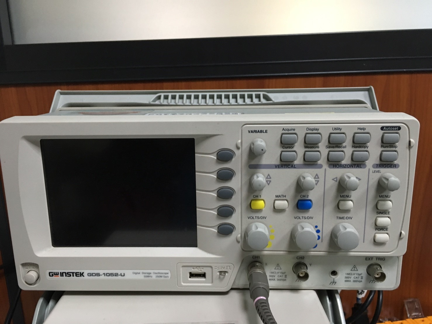Digital Storage Oscilloscope GDS-Series