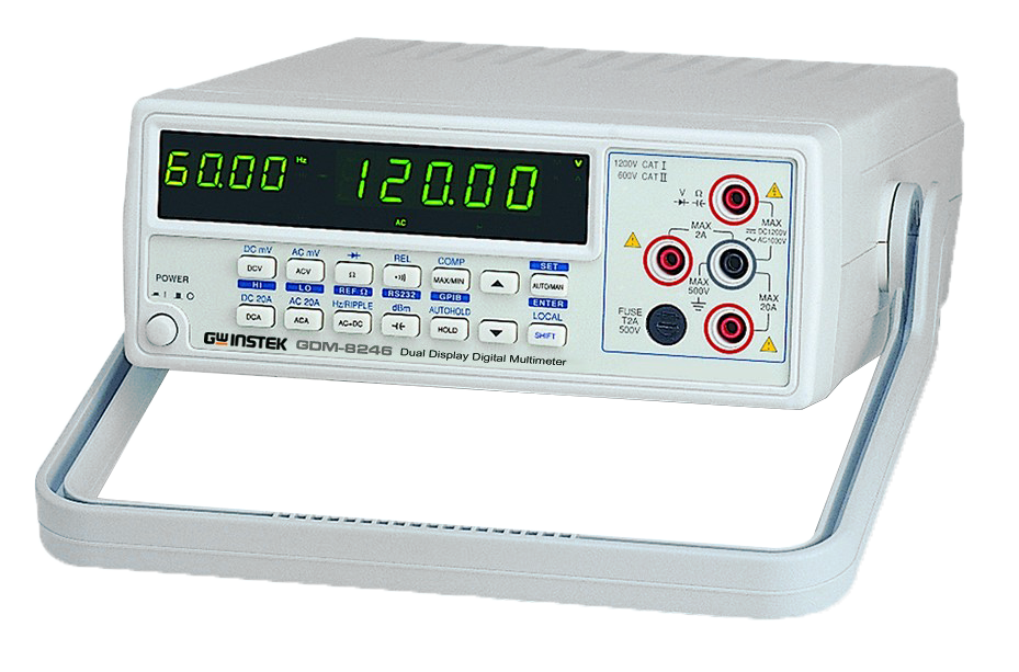 Digit Dual Measurement Multimeter