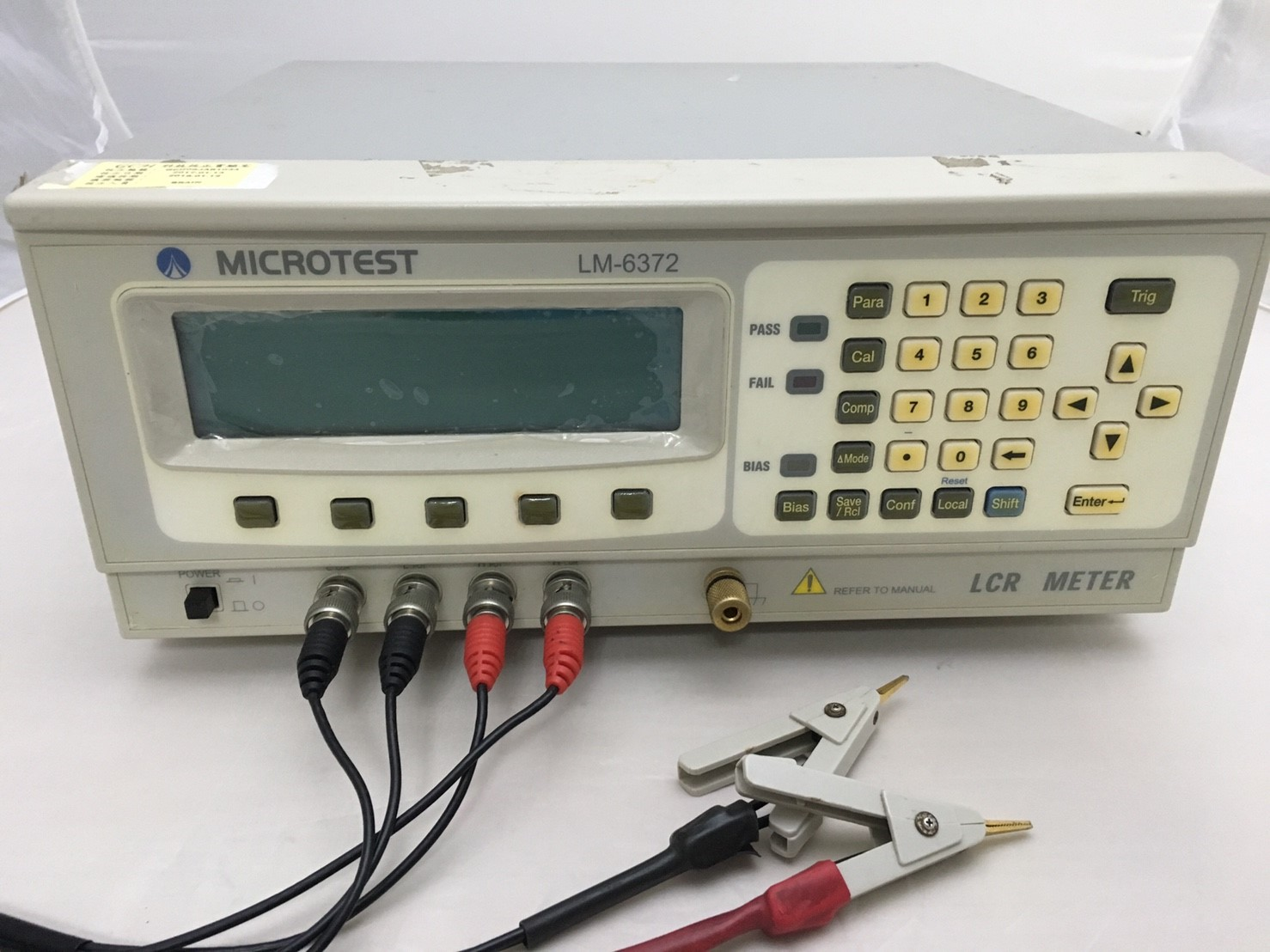 Microtest Lcr Meter